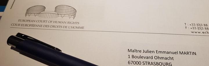Une requête contre la France à la Cour européenne des droits de l'homme pour Louis et sa maman