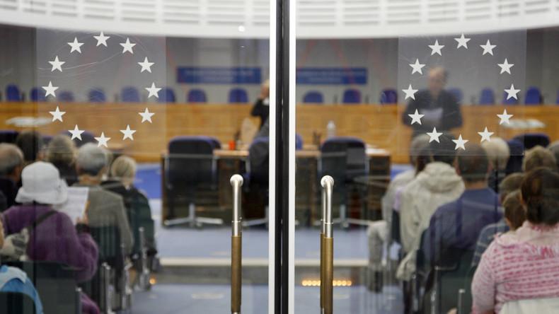 Modification des articles 36 et 44D du règlement de la Cour européenne des droits de l'homme